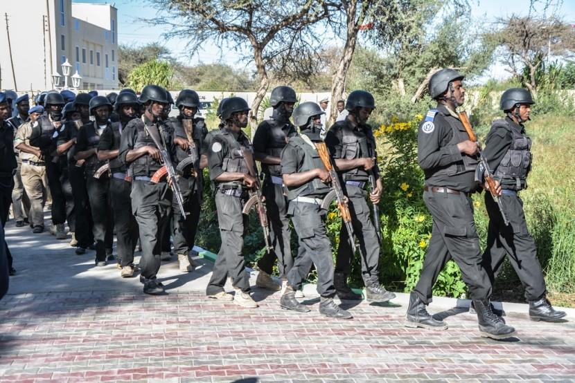 Wasaarada Arrimaha Gudaha Somaliland Oo U Hanbalyeynaysa Ciidamada Qaranka Sannad Guurada 22aad Ee Aas Aaska Ciidanka Qaranka