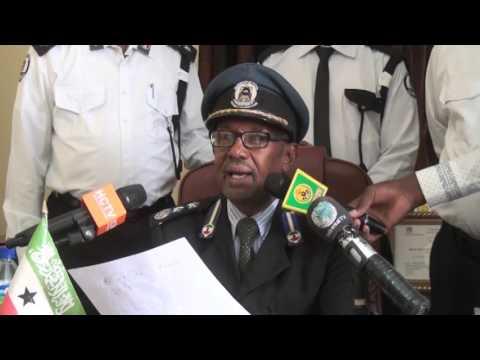 Daawo Muuqaal:-Taliyaha Laanta Socdaalka Somaliland Oo U Jawaabay Dhigiisa Somaliya, Foojarina Ku Tilmaamay Waraaq Lagu Eedeeyey Wasiir Warancade