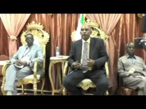 somaliland iyo itoobiya oo heshiis dhanka Amaanka ah  ku DHaxmaraya Magalada Boorama