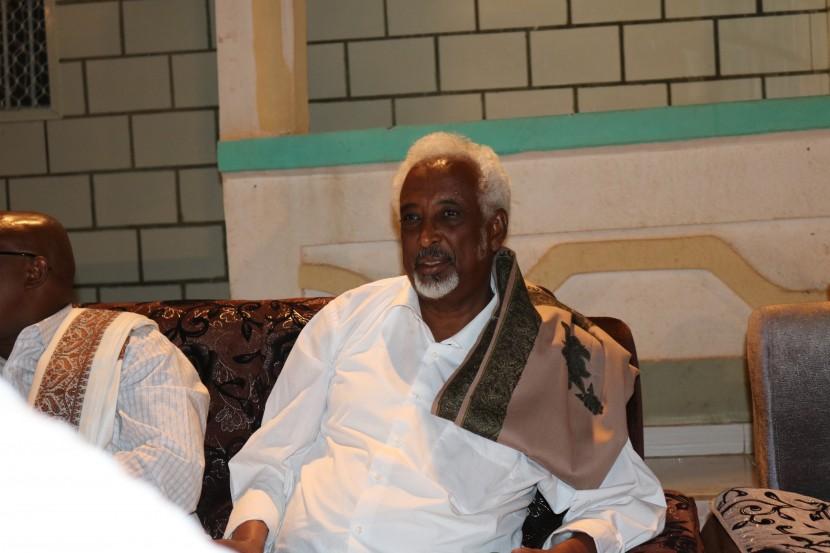 Waftidii Uu Hogaaminayey Wasiirka Arrimaha Gudaha Somaliland Ee Ku Sugnaa Magaalada Burco Oo Kulan La Qaatay Madax Dhaqameedka Dalka.