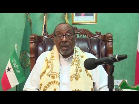Daawo: Roobo Dabaylo Wata Oo Ka Da'ay Hargaysa Iyo Madaxwaynaha Somaliland Oo Booqday Cusbitaalka Wayn.