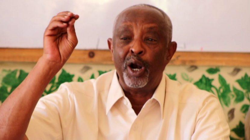 Dhaawo: Waftidii uu Hogaaminayey Wasiirka Arrimaha GUdaha Somaliland  Oo Maanta Kulan La Yeeshay Odayaasha Labada Dhinac Ee Dhawaan Ku shaqaaqadu Ku Dhex Martay Koonfurka Gobolka Sool
