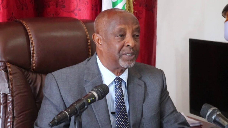 Daawo:Wasiirka Arrimaha Gudaha JSL Oo Jawaab Ka Bixiyey Hadal Kasoo Yeedhay Madaxweynaha ISmaamulka Somalida Ethiopia Kana Hadlay Doorashooyinka Somaliland.