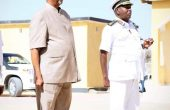 Daawo: Wasiirka Arimaha Gudaha JSL Oo Ka Qaybgalay Xaflad Lagu Qabtay Xarunta Guud ee Ciidanka Ilaalada Xeebaha Somaliland Hargeysa.